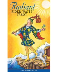 Radiant Rider Waite Tarot Cards Mystic Convergence Metaphysical Supplies Metaphysical Supplies, Pagan Jewelry, Witchcraft Supply, New Age Spiritual Store
