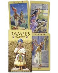 Ramses Egyptian Tarot Cards of Eternity Mystic Convergence Metaphysical Supplies Metaphysical Supplies, Pagan Jewelry, Witchcraft Supply, New Age Spiritual Store