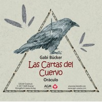 Raven Cards Oracle Deck (Spanish Edition) / Las Cartas del Cuervo Oráculo