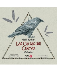 Raven Cards Oracle Deck (Spanish Edition) / Las Cartas del Cuervo Oráculo Mystic Convergence Metaphysical Supplies Metaphysical Supplies, Pagan Jewelry, Witchcraft Supply, New Age Spiritual Store