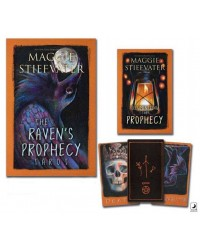 Ravens Prophecy Tarot Cards Boxed Set Mystic Convergence Metaphysical Supplies Metaphysical Supplies, Pagan Jewelry, Witchcraft Supply, New Age Spiritual Store