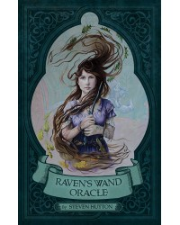Raven's Wand Oracle Cards Mystic Convergence Metaphysical Supplies Metaphysical Supplies, Pagan Jewelry, Witchcraft Supply, New Age Spiritual Store