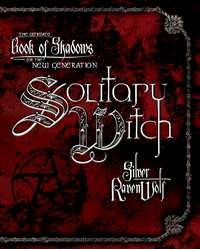 Solitary Witch - Ultimate Book of Shadows for the New Generation Mystic Convergence Metaphysical Supplies Metaphysical Supplies, Pagan Jewelry, Witchcraft Supply, New Age Spiritual Store