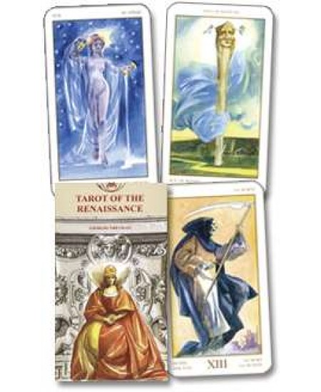 Tarot of the Renaissance Cards at Mystic Convergence Metaphysical Supplies, Metaphysical Supplies, Pagan Jewelry, Witchcraft Supply, New Age Spiritual Store