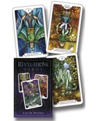 Revelations Tarot Card Deck and Book Set Mystic Convergence Metaphysical Supplies Metaphysical Supplies, Pagan Jewelry, Witchcraft Supply, New Age Spiritual Store