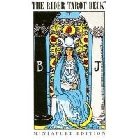 Rider-Waite Tarot Cards Miniature Edition