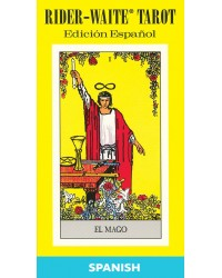 Rider-Waite Tarot Cartas Edicion Espanol  Mystic Convergence Metaphysical Supplies Metaphysical Supplies, Pagan Jewelry, Witchcraft Supply, New Age Spiritual Store