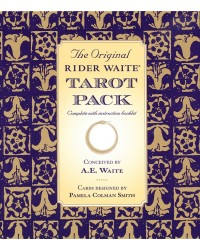 Rider Waite The Original Tarot Pack Mystic Convergence Metaphysical Supplies Metaphysical Supplies, Pagan Jewelry, Witchcraft Supply, New Age Spiritual Store