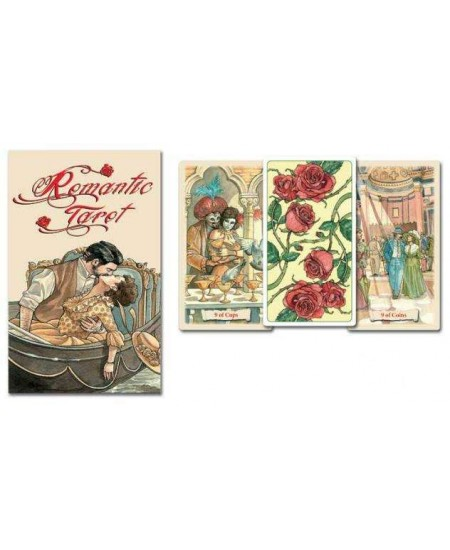 Romantic Victoria Image Tarot Cards at Mystic Convergence Metaphysical Supplies, Metaphysical Supplies, Pagan Jewelry, Witchcraft Supply, New Age Spiritual Store