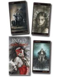 Royo Dark Tarot Cards Mystic Convergence Metaphysical Supplies Metaphysical Supplies, Pagan Jewelry, Witchcraft Supply, New Age Spiritual Store