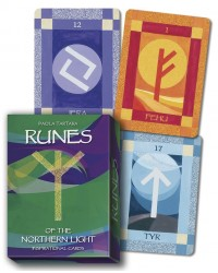Runes of the Northern Light Oracle Cards Mystic Convergence Metaphysical Supplies Metaphysical Supplies, Pagan Jewelry, Witchcraft Supply, New Age Spiritual Store