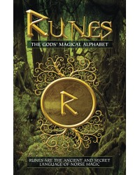 Runes: the Gods' Magical Alphabet Book Mystic Convergence Metaphysical Supplies Metaphysical Supplies, Pagan Jewelry, Witchcraft Supply, New Age Spiritual Store