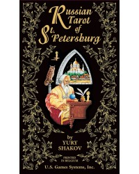 Russian Tarot of St. Petersburg Cards Mystic Convergence Metaphysical Supplies Metaphysical Supplies, Pagan Jewelry, Witchcraft Supply, New Age Spiritual Store