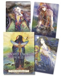 Sacred Earth Oracle Cards Mystic Convergence Metaphysical Supplies Metaphysical Supplies, Pagan Jewelry, Witchcraft Supply, New Age Spiritual Store