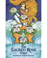 Sacred Rose Tarot Cards Mystic Convergence Metaphysical Supplies Metaphysical Supplies, Pagan Jewelry, Witchcraft Supply, New Age Spiritual Store
