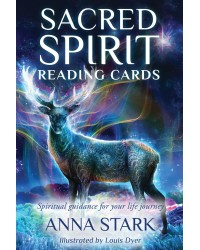 Sacred Spirit Reading Cards Mystic Convergence Metaphysical Supplies Metaphysical Supplies, Pagan Jewelry, Witchcraft Supply, New Age Spiritual Store
