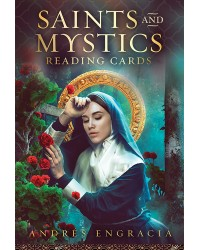 Saints and Mystics Reading Cards Mystic Convergence Metaphysical Supplies Metaphysical Supplies, Pagan Jewelry, Witchcraft Supply, New Age Spiritual Store