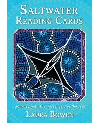 Saltwater Reading Cards Mystic Convergence Metaphysical Supplies Metaphysical Supplies, Pagan Jewelry, Witchcraft Supply, New Age Spiritual Store