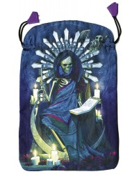 Santa Muerte Bag Mystic Convergence Metaphysical Supplies Metaphysical Supplies, Pagan Jewelry, Witchcraft Supply, New Age Spiritual Store