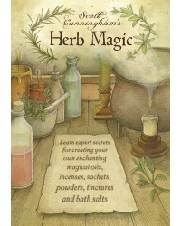 Scott Cunningham's Herb Magic DVD Mystic Convergence Metaphysical Supplies Metaphysical Supplies, Pagan Jewelry, Witchcraft Supply, New Age Spiritual Store