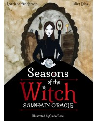 Seasons of the Witch: Samhain Oracle Mystic Convergence Metaphysical Supplies Metaphysical Supplies, Pagan Jewelry, Witchcraft Supply, New Age Spiritual Store