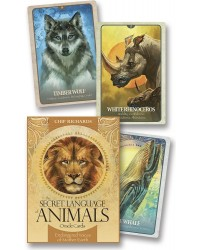 Secret Language of Animals Oracle Cards Mystic Convergence Metaphysical Supplies Metaphysical Supplies, Pagan Jewelry, Witchcraft Supply, New Age Spiritual Store