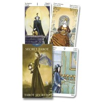 Secret Tarot Card Mini Deck