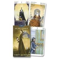 Secret Tarot Mini Cards