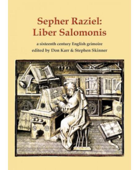 Sepher Raziel English Grimoire