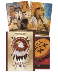 Shamanic Medicine Oracle Cards Mystic Convergence Metaphysical Supplies Metaphysical Supplies, Pagan Jewelry, Witchcraft Supply, New Age Spiritual Store