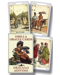 Sibilla Oracle Cards Mystic Convergence Metaphysical Supplies Metaphysical Supplies, Pagan Jewelry, Witchcraft Supply, New Age Spiritual Store