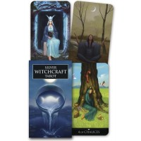 Silver Witchcraft Tarot Cards Deck