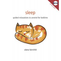 Sleep Guided Meditations Book and CD