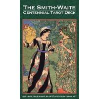 Smith-Waite Centennial Tarot Cards