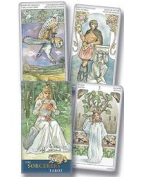 Sorcerers Tarot Cards Deck Mystic Convergence Metaphysical Supplies Metaphysical Supplies, Pagan Jewelry, Witchcraft Supply, New Age Spiritual Store