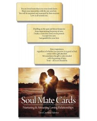 Soul Mate Cards - Nurturing & Attracting Loving Relationships Mystic Convergence Metaphysical Supplies Metaphysical Supplies, Pagan Jewelry, Witchcraft Supply, New Age Spiritual Store