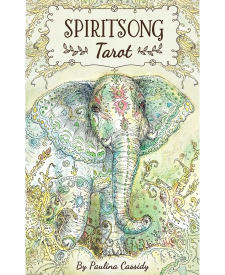 Spiritsong Tarot Cards at Mystic Convergence Metaphysical Supplies, Metaphysical Supplies, Pagan Jewelry, Witchcraft Supply, New Age Spiritual Store