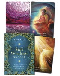 Sufi Wisdom Oracle Cards Mystic Convergence Metaphysical Supplies Metaphysical Supplies, Pagan Jewelry, Witchcraft Supply, New Age Spiritual Store