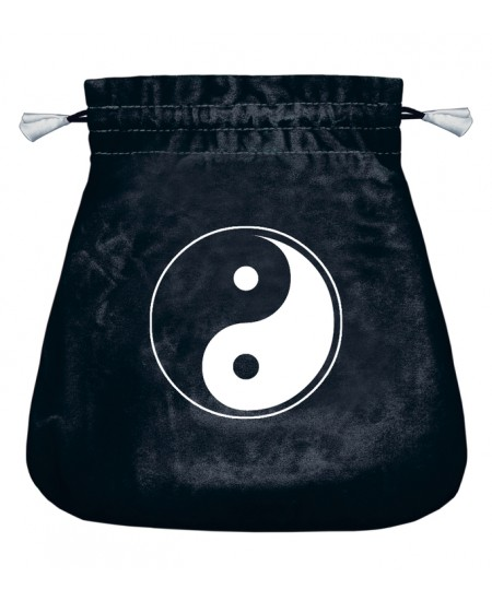 T'ai Chi Velvet Bag at Mystic Convergence Metaphysical Supplies, Metaphysical Supplies, Pagan Jewelry, Witchcraft Supply, New Age Spiritual Store
