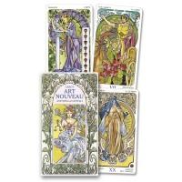 Tarot Art Nouveau Cards