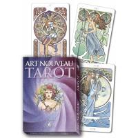 Tarot Art Nouveau Grand Trumps Cards