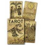 Tarot Black & Gold Edition Cards at Mystic Convergence Metaphysical Supplies, Metaphysical Supplies, Pagan Jewelry, Witchcraft Supply, New Age Spiritual Store