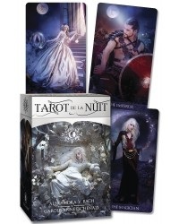 Tarot de la Nuit Cards Mystic Convergence Metaphysical Supplies Metaphysical Supplies, Pagan Jewelry, Witchcraft Supply, New Age Spiritual Store