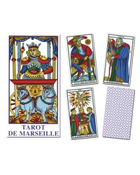 Tarot de Marseille Cards by Jodorowsky Mystic Convergence Metaphysical Supplies Metaphysical Supplies, Pagan Jewelry, Witchcraft Supply, New Age Spiritual Store