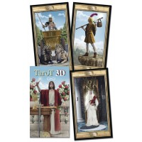 3D Grand Trumps Tarot Cards Deck