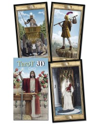 3D Grand Trumps Tarot Cards Deck Mystic Convergence Metaphysical Supplies Metaphysical Supplies, Pagan Jewelry, Witchcraft Supply, New Age Spiritual Store