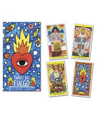 Tarot del Fuego Cards Mystic Convergence Metaphysical Supplies Metaphysical Supplies, Pagan Jewelry, Witchcraft Supply, New Age Spiritual Store
