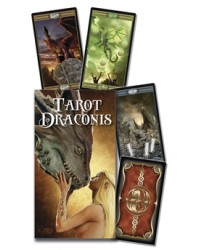 Tarot Draconis Cards Mystic Convergence Metaphysical Supplies Metaphysical Supplies, Pagan Jewelry, Witchcraft Supply, New Age Spiritual Store