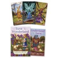 Tarot in Wonderland Cards