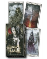 Tarot Malefic Time Cards Mystic Convergence Metaphysical Supplies Metaphysical Supplies, Pagan Jewelry, Witchcraft Supply, New Age Spiritual Store